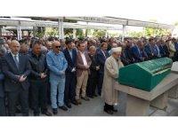 Türk Kızılayı Samsun Şube Başkan Yardımcısı Çökmezoğlu son yolculuğuna uğurlandı