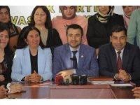 AK Parti'de Sivas'ta hedef 5'te 5