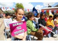 Çevreci okullar ödüllendirildi