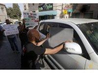 ABD'li heyet Beytüllahim'de protesto edildi
