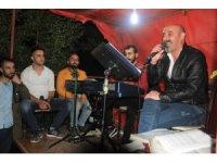 Hakkari'de renkli Ramazan geceleri