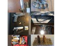 Zonguldak'ta suç örgütü operasyonu: 9 gözaltı