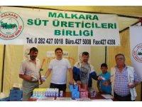 Malkara'da Dünya Süt Günü etkinliği