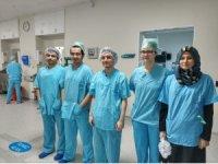 Geleceğin doktorlarına ameliyat tecrübesi