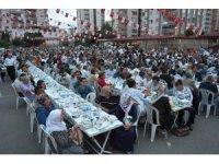 Mezitli'de Ramazan heyecanı
