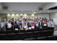 Girişimcilik kurslarını tamamlayan 120 kişi sertifika aldı