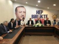 AK Parti Milletvekili adayı Kenan Sofuoğlu konuştu: