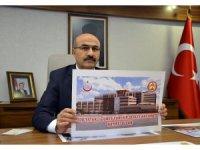 """Vali Demirtaş: """"Adana'nın sağlık problemi kalmayacak"""""""