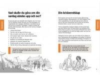 """İsveç'ten savaş tehdidi ve krize karşı kitapçık: """"Kriz veya Savaş Çıkarsa"""""""