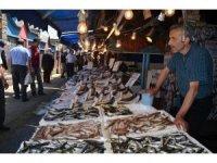 Trabzon'da balık fiyatları geçen yılın aynı dönemine göre yüzde 50 arttı