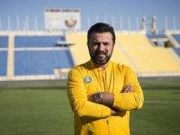 Bülent Uygun, El-Gharafa'ya veda etti