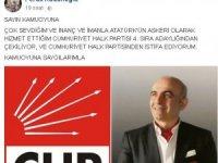 CHP'li milletvekili adayı sırasını beğenmedi, istifa etti