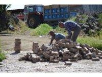 Arguvan Belediyesi yenileme çalışmalarına devam ediyor