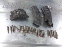 Tunceli'deki hava destekli operasyonda çok miktarda mühimmat ele geçirildi