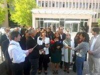 HDP'liler Demirtaş'ın tahliyesi için verilen ret kararına itiraz etti