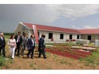 Isparta'daki Bağımlılık Tedavi ve Rehabilitasyon Merkezi inşaatında sona gelindi