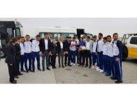 Avrupa şampiyonları İstanbul'da buluştu