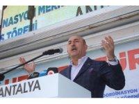 """Bakan Çavuşoğlu: """"1,8 milyar ümmet, Recep Tayyip Erdoğan'ın seçilmesi için dua ediyor"""""""
