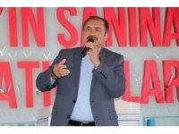 """Bakan Eroğlu: """"Türkiye'nin üzerine büyük oyunlar oynanıyor"""""""