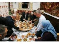 Cumhurbaşkanı Erdoğan, Ankaralı ailenin iftar sofrasına konuk oldu