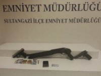 İstanbul'da gasp makineleri kıskıvrak yakalandı