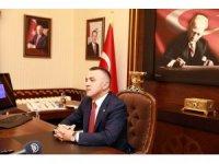 Kırklareli'nin 46. Valisi Osman Bilgin görevine başladı