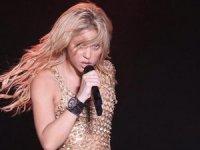 Shakira İstanbul'da konser verecek