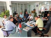 Çeşme CHP, STK ziyaretleri ile seçim çalışmalarına başladı