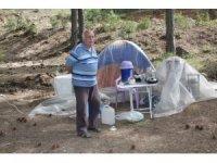 Muratdağı, kamp ve doğa turizmi için hazır