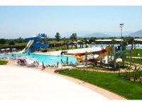 Aquapolis açılıyor, yüzme kursları başlıyor