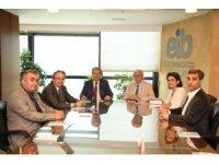 Egeli ihracatçılar ile Ege Üniversitesi katma değerli ihracat için işbirliği yapacak