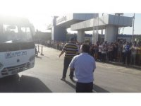 Mersin Soda Sanayinde grev sona erdi