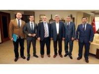 Başkan Karaosmanoğlu, Ahıskalıları ağırladı