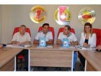 Eğitimci Yazar Murat Göl kitabını OGC'de tanıttı