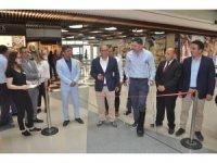 Kozlu Anadolu Lisesi yılsonu resim sergisi açıldı