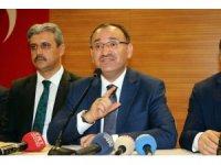 """Başbakan Yardımcısı Bozdağ: """"Dolar üzerinden Türk halkını etkilemek isteyenler var"""""""