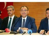 """Başbakan Yardımcısı Bozdağ: """"CHP Türkiye'de sistem değişmemiş gibi seçim hazırlığı yapıyor"""""""