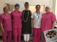 ESOGÜ Hastanesi'nde Çölyaklı hastalara özel glutensiz pasta