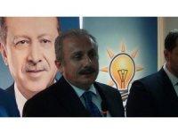 """Mustafa Şentop: """"Ege ve İç Anadolu'da bazı şehirler bir araya gelerek büyükşehir olmak istedi"""""""