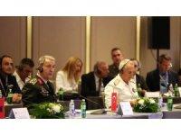 Genelkurmay Başkanı Akar Belgrad'da