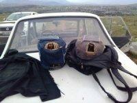 Tuzakla yasa dışı ava 11 bin 200 lira ceza