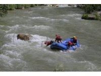 Türkiye Rafting Şampiyonası Tunceli'de başlıyor
