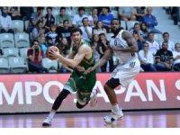 Tahincioğlu Basketbol Süper Ligi play-off: Beşiktaş Sompo Japan: 77 - Banvit: 79