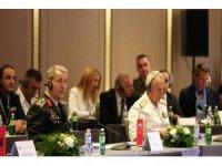 Genelkurmay Başkanı Akar, 12'nci Balkan Ülkeleri Genelkurmay Başkanları Konferansına katıldı