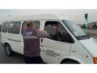 Kütahya'da iftara yolda yakalananlara iftariyelik