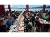 Paşabahçe Meydan'da 5 bin Beykozlu iftar yaptı