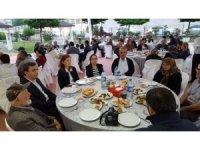 Devrek'te şehit ve gazi yakınları için iftar programı düzenlendi