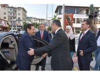 Suudi Arabistan Büyükelçisi El Khereiji Kızılcahamam'ı ziyaret etti
