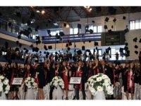2018'in ilk mezunları Yaşar Doğu Spor Bilimleri Fakültesinden