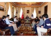 Türkiye birincisi seçilen Robothan projesi ülkemizi Çin'de temsil edecek